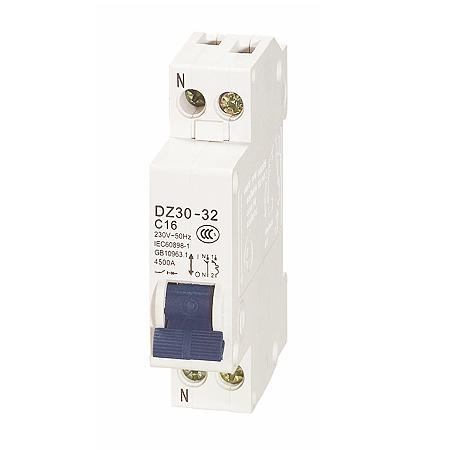 DZ30系列高分断小型断路器