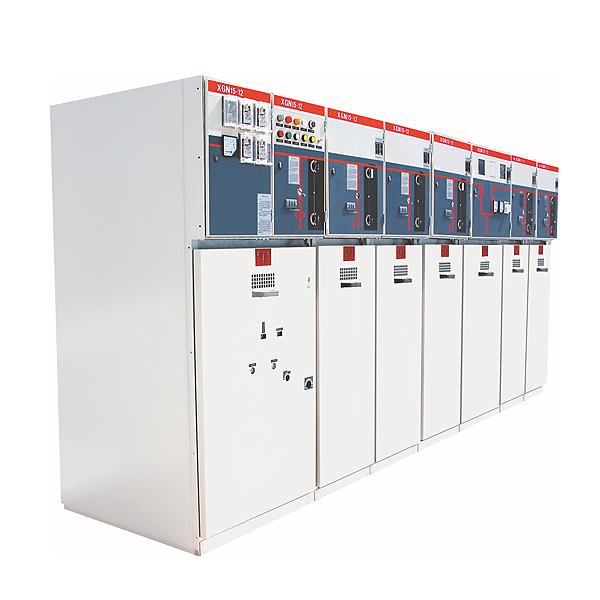 GT-HXGN-12(R) 12型箱式(固定)金属封闭环网柜开关设备